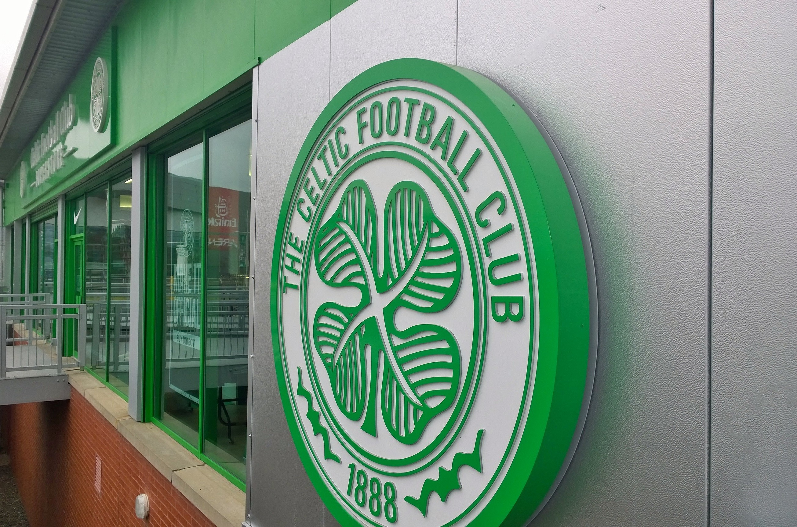 Celtic Superstore - Sign Plus, Fife