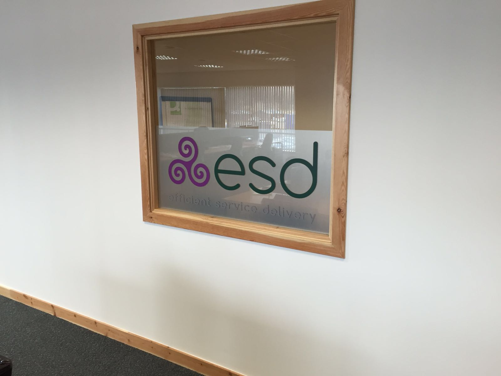 esd window graphics