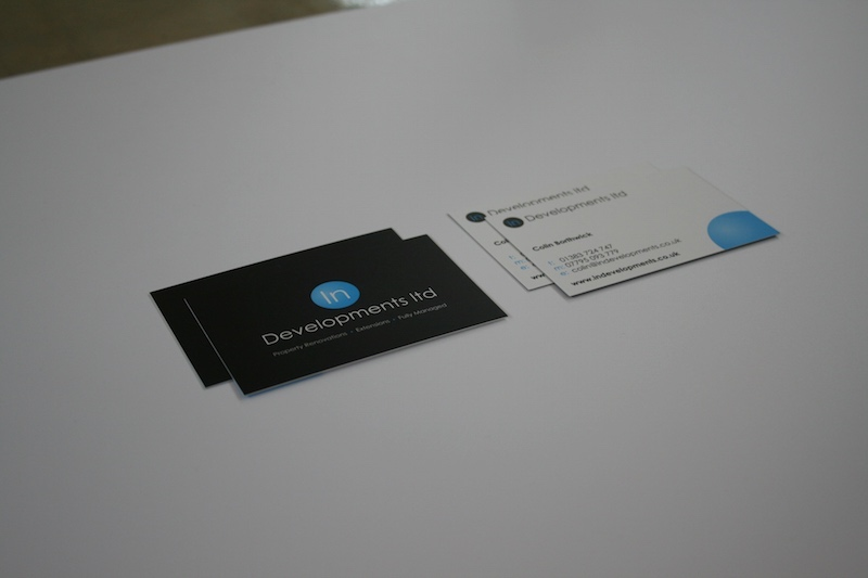Business Card Printing Fife - Sign Plus