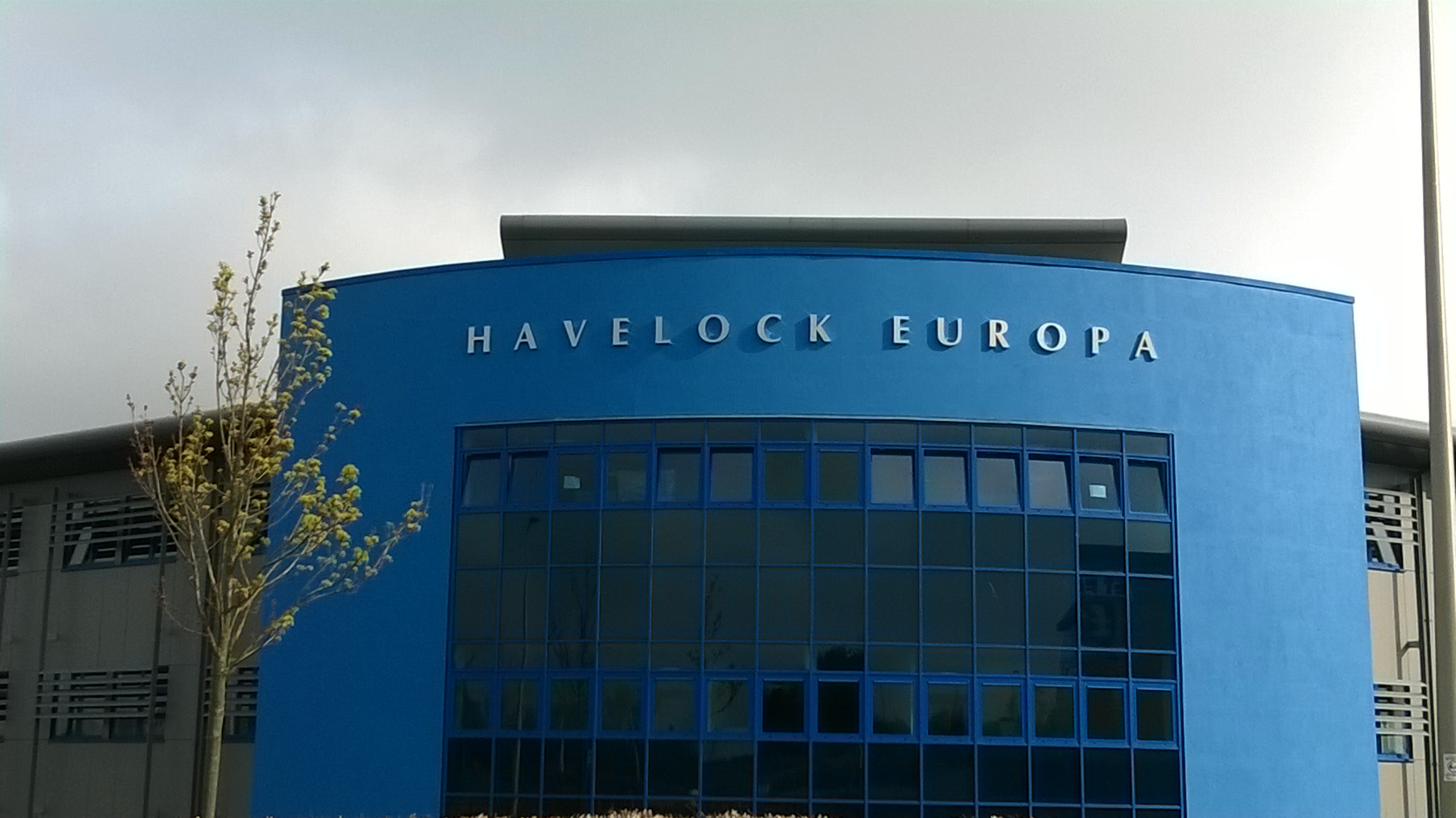 Havelock Europa Exterior Signage - Sign Plus