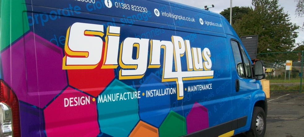 Sign Plus - Sign manufacture and maintenance