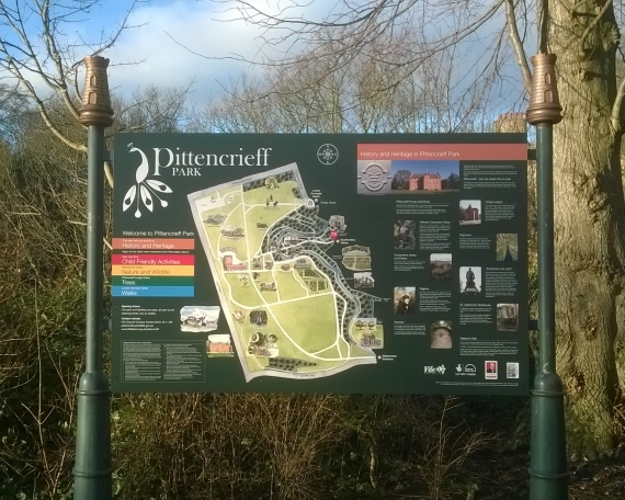 Fife Council – Pittencreiff Park (The Glen)